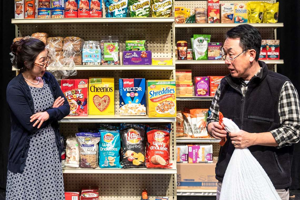 David Hsieh on Bringing 'Kim's Convenience' to the American West Coast Stage