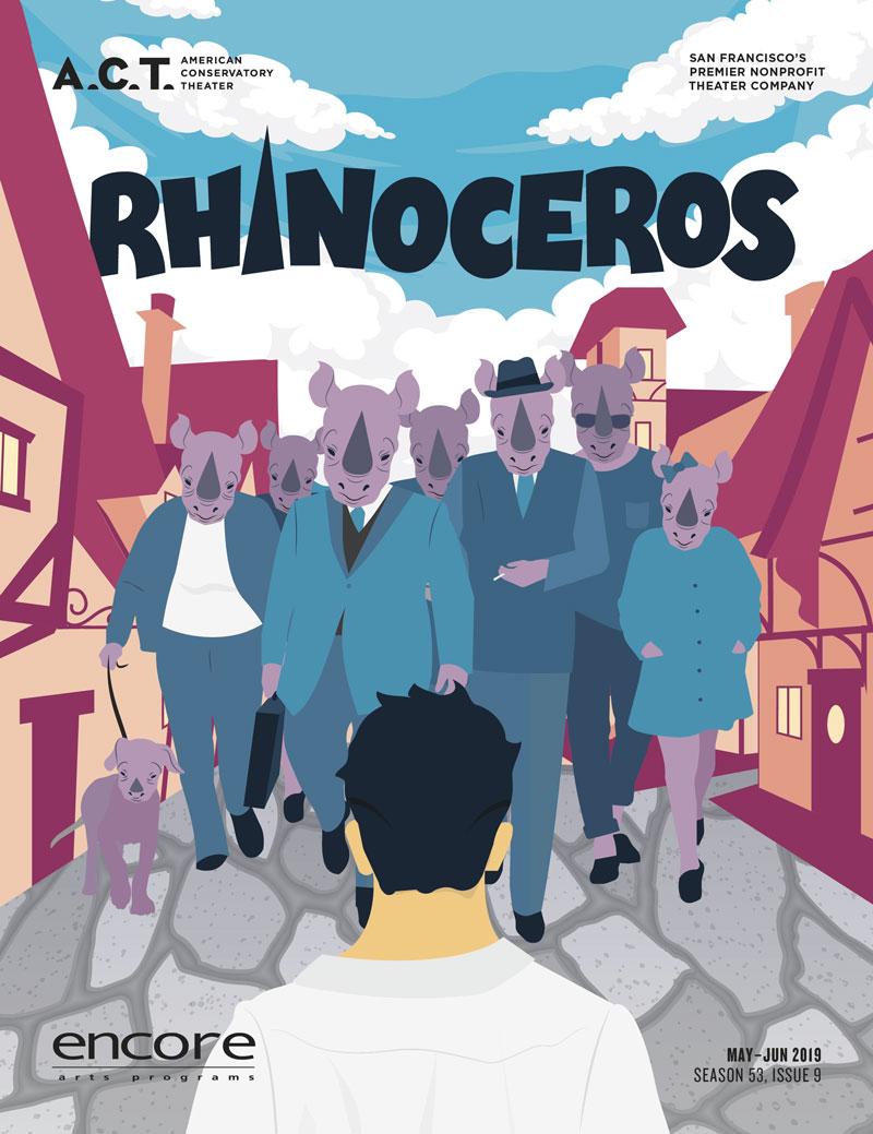 Rhinoceros - A.C.T.