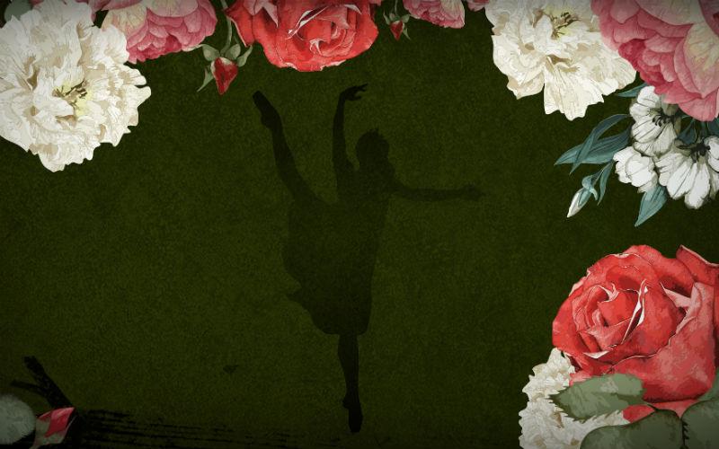 promo artwork for SF Ballet's A Midsummer Night's Dream