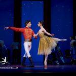 Dores André and Carlo Di Lanno in SF Ballet's Cinderella
