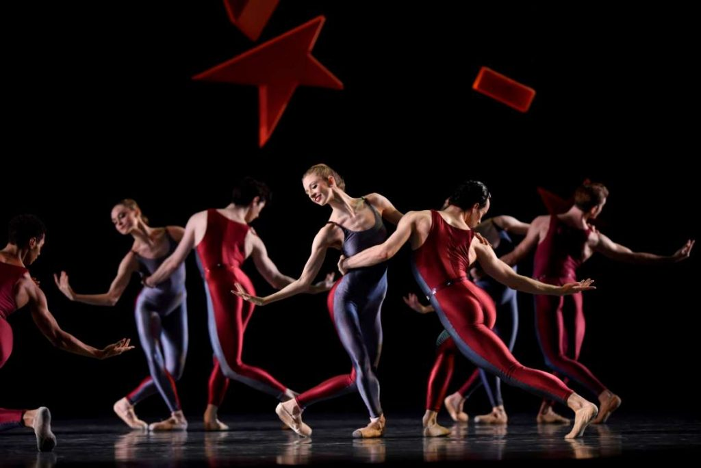 San Francisco Ballet in Ratmansky's Shostakovich Trilogy. Photo by Erik Tomasson