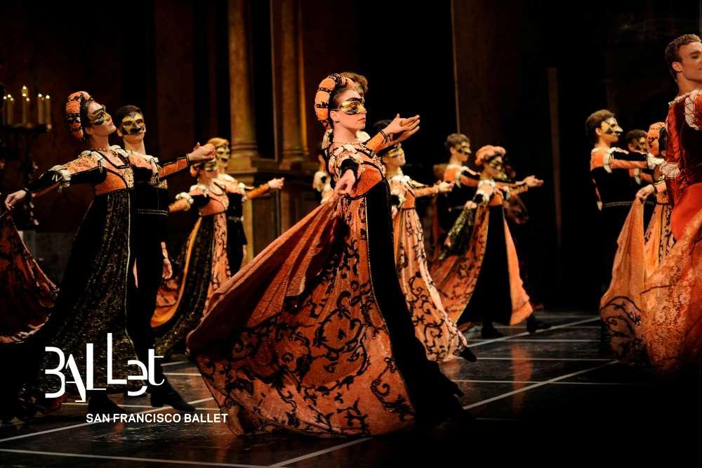 SF Ballet in Romeo & Juliet