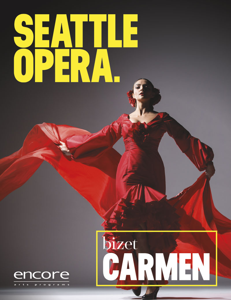 Carmen - Seattle Opera
