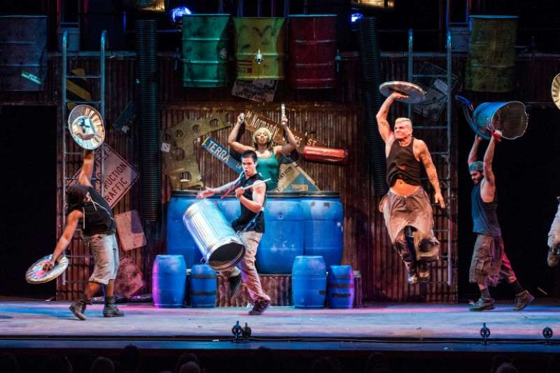performance of STOMP