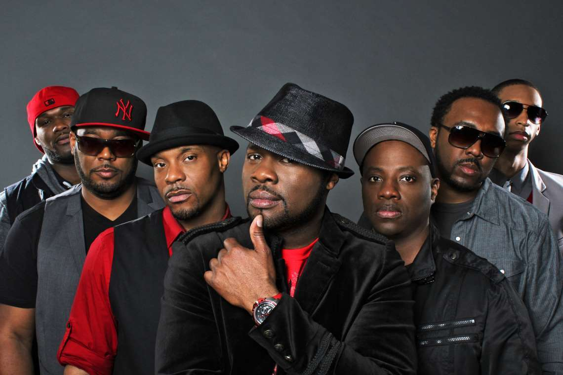 Naturally 7 singing group