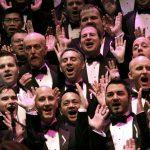 Seattle Men's Chorus performing