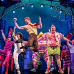 performance of spongebob the musical