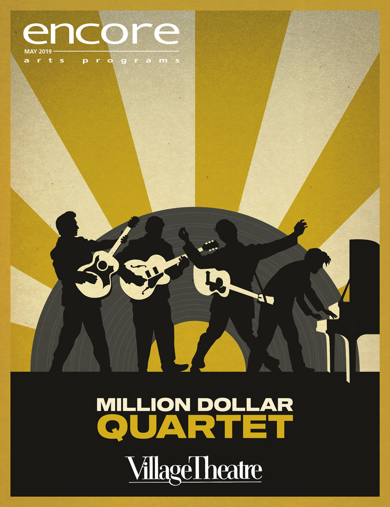 Million Dollar Quartet - Village Theatre
