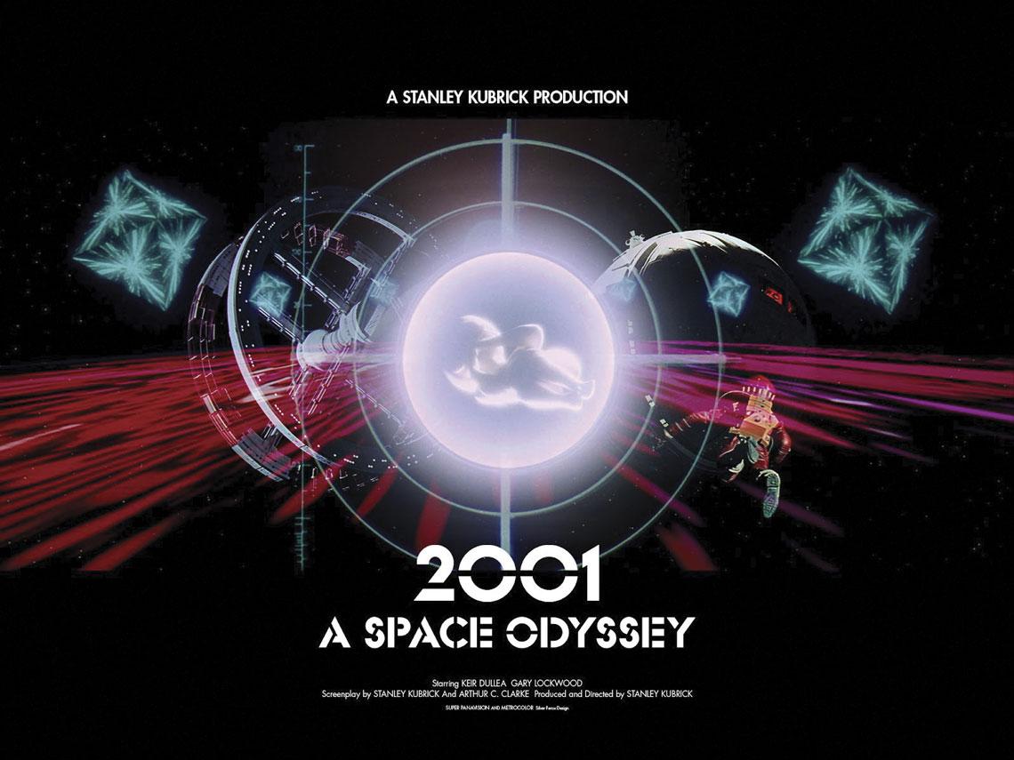 2001 SPACE ODYSSEY