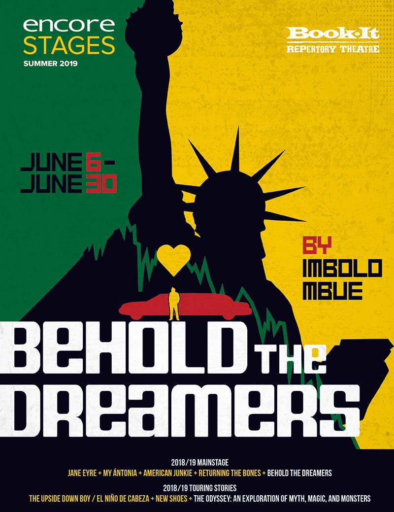 Behold the Dreamers - Book-It Rep