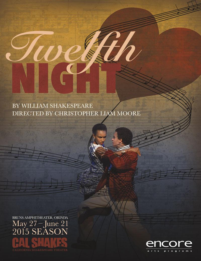 CST015 Twelfth Night 2015