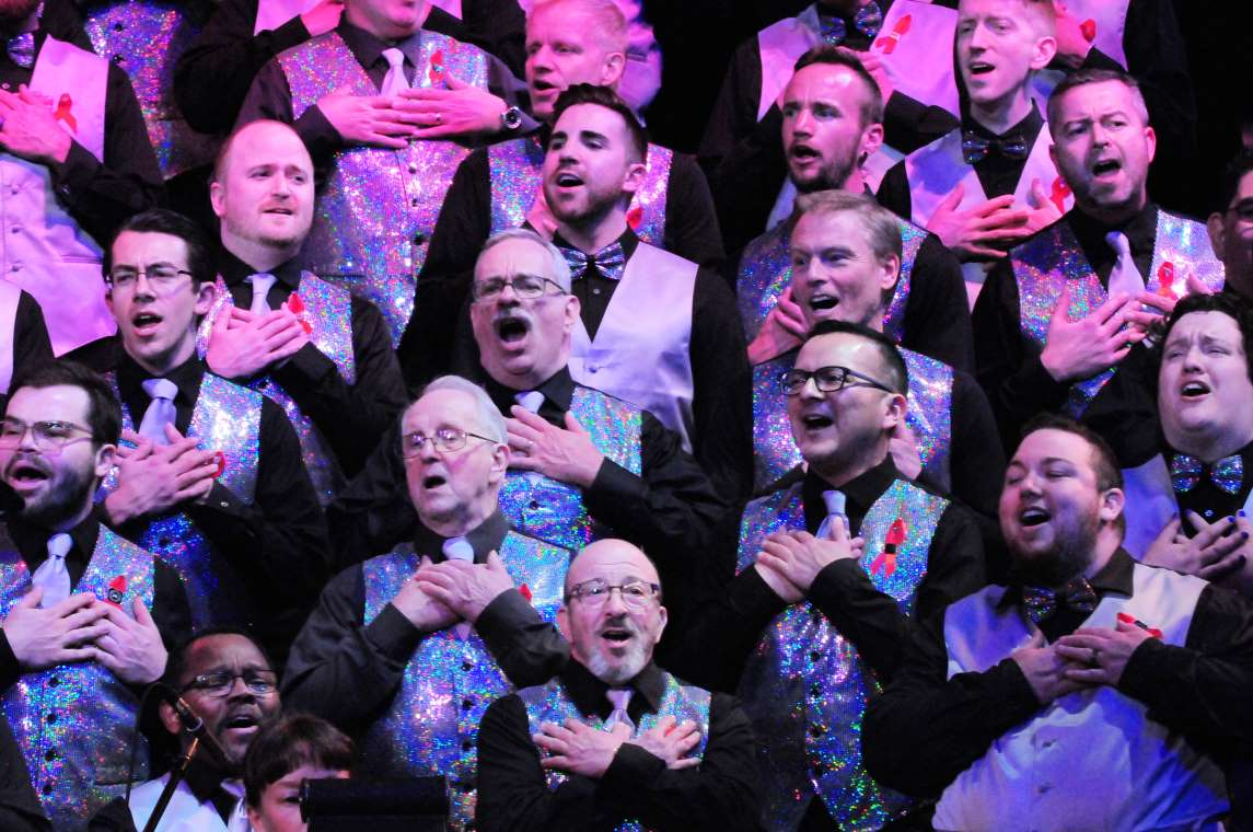 Celebrating Love, Revolt and Transformation in Seattle Men's Chorus' Upcoming Concert