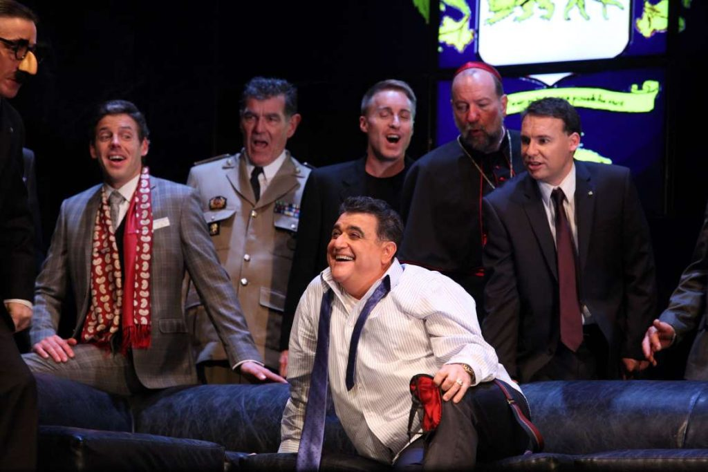 New Zealand Opera 2012 production of Rigoletto