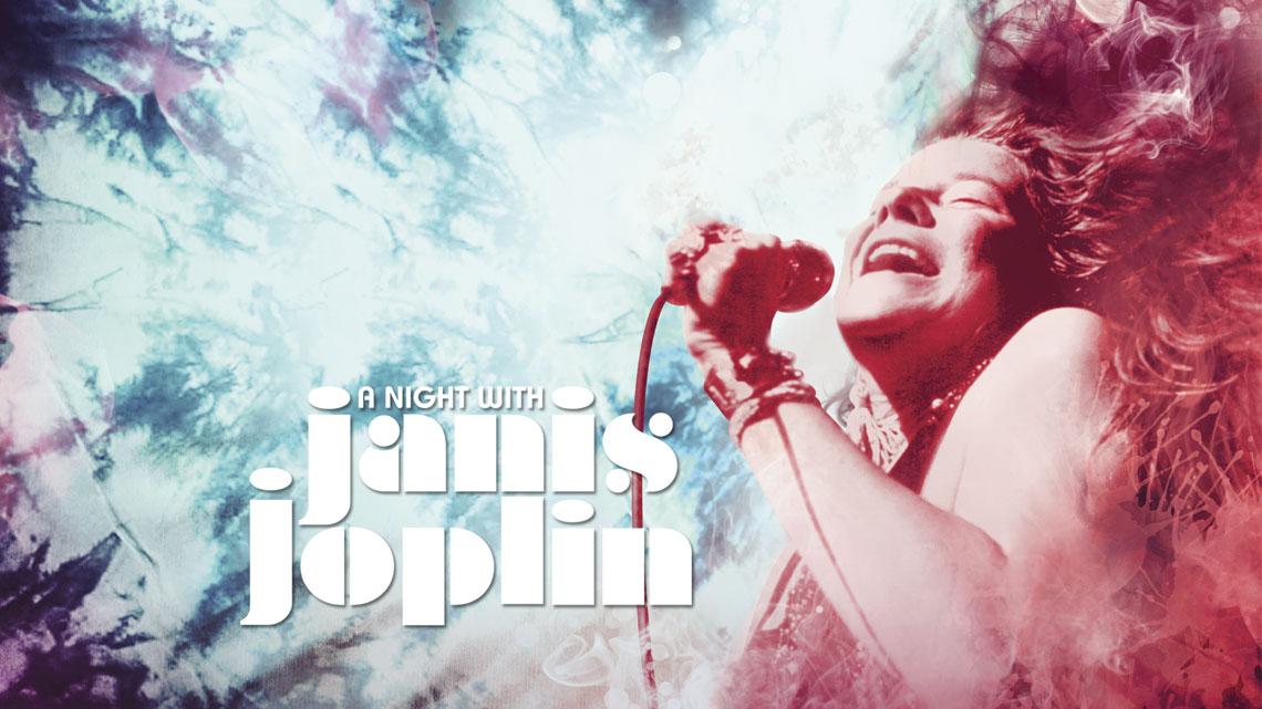 Night with Janis Joplin