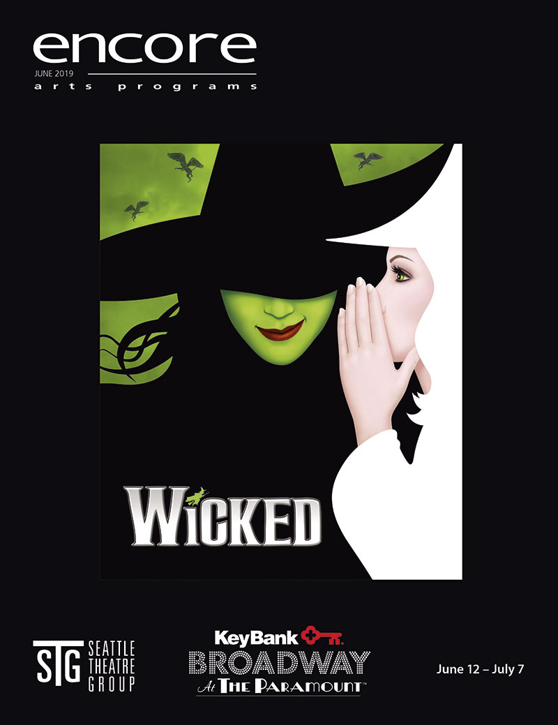 Wicked - Broadway at the Paramount