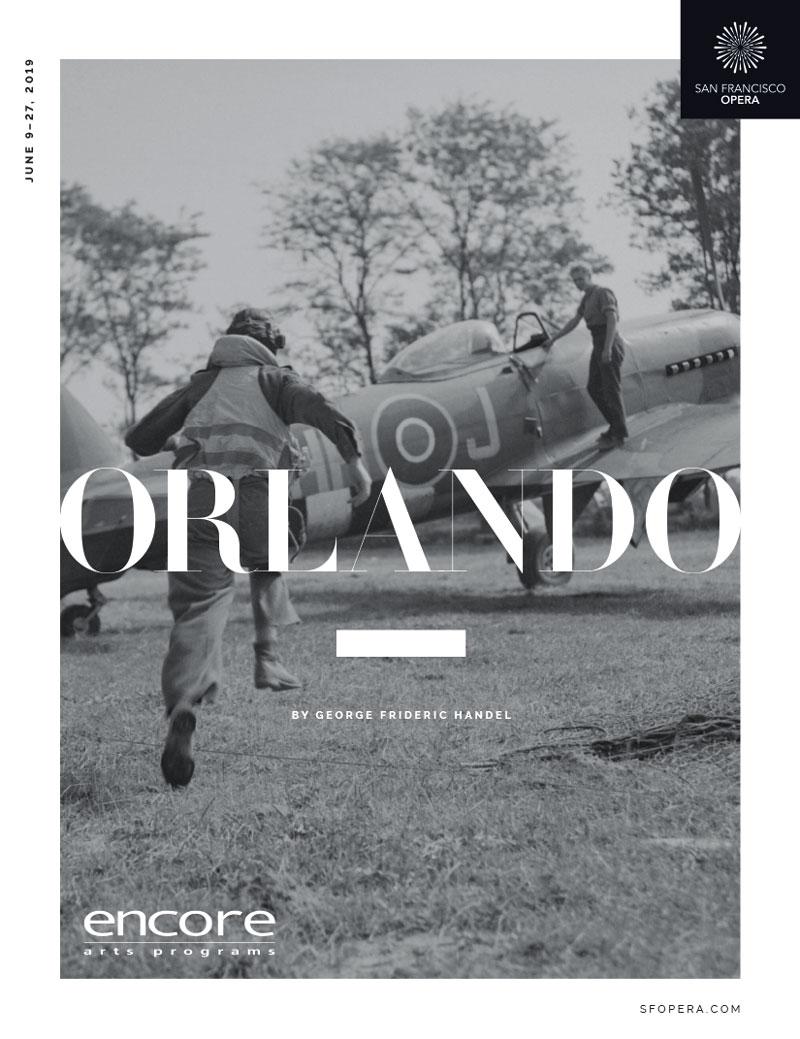 Orlando - San Francisco Opera