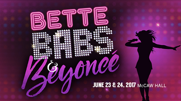 Bette Babs Beyonce event 2017