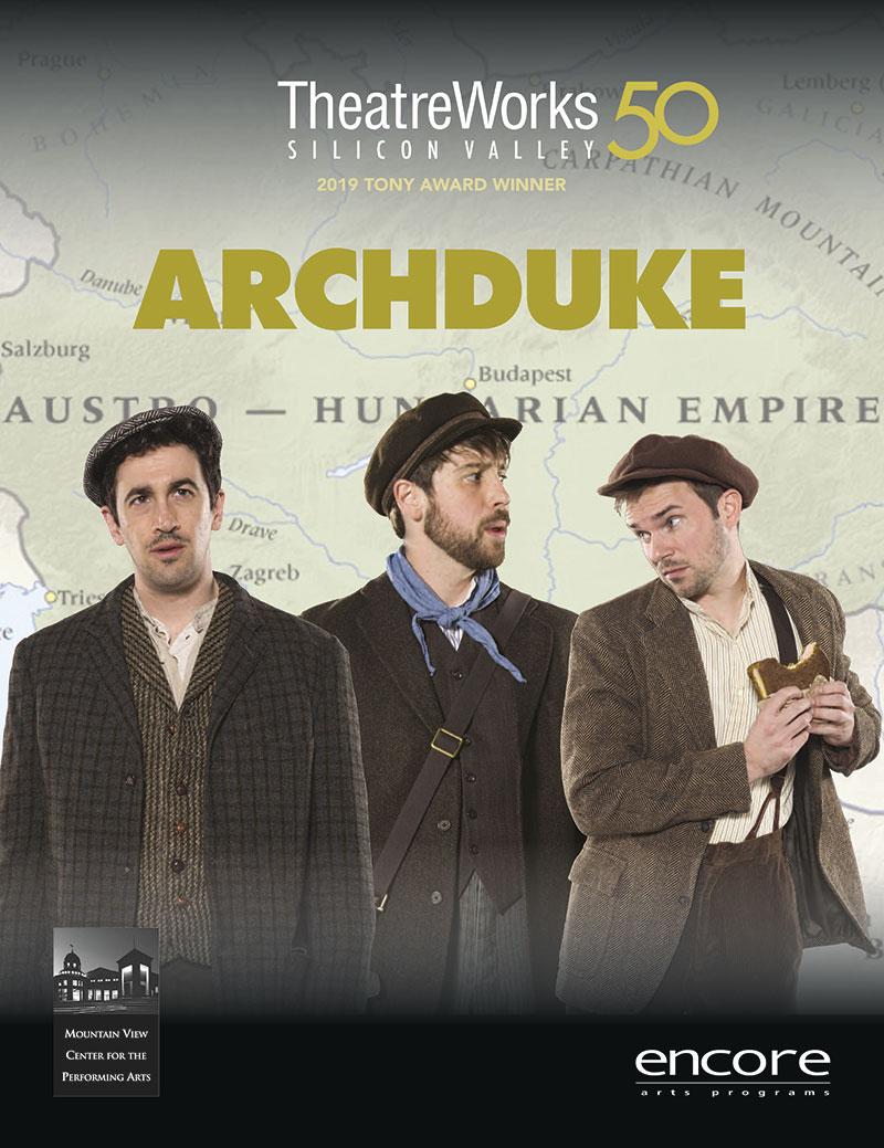 Archduke - TheatreWorks
