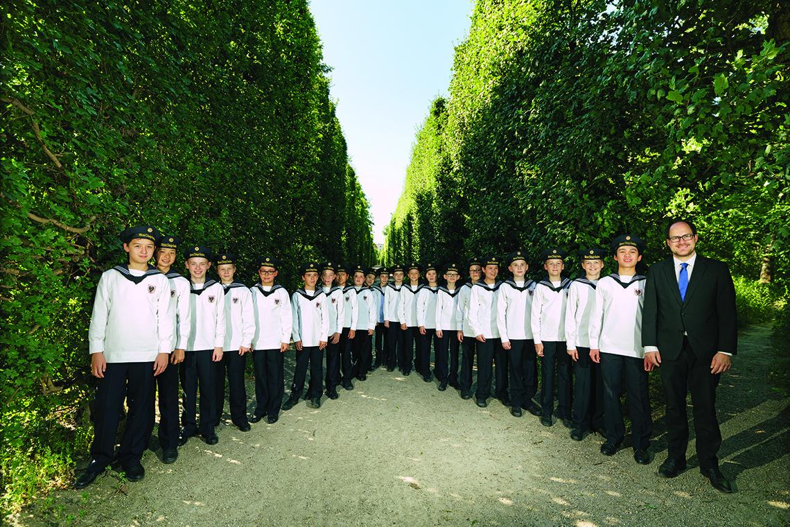 Vienna Boys choir photo