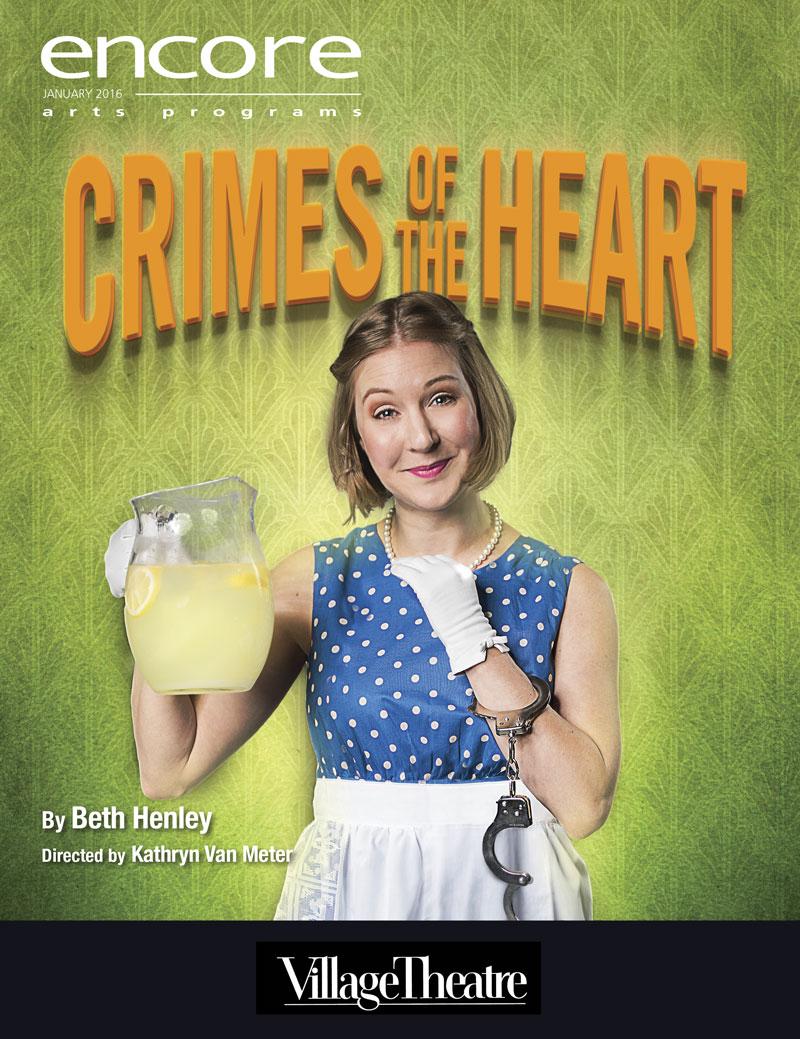 Crimes of the Heart Village Theatre 2016