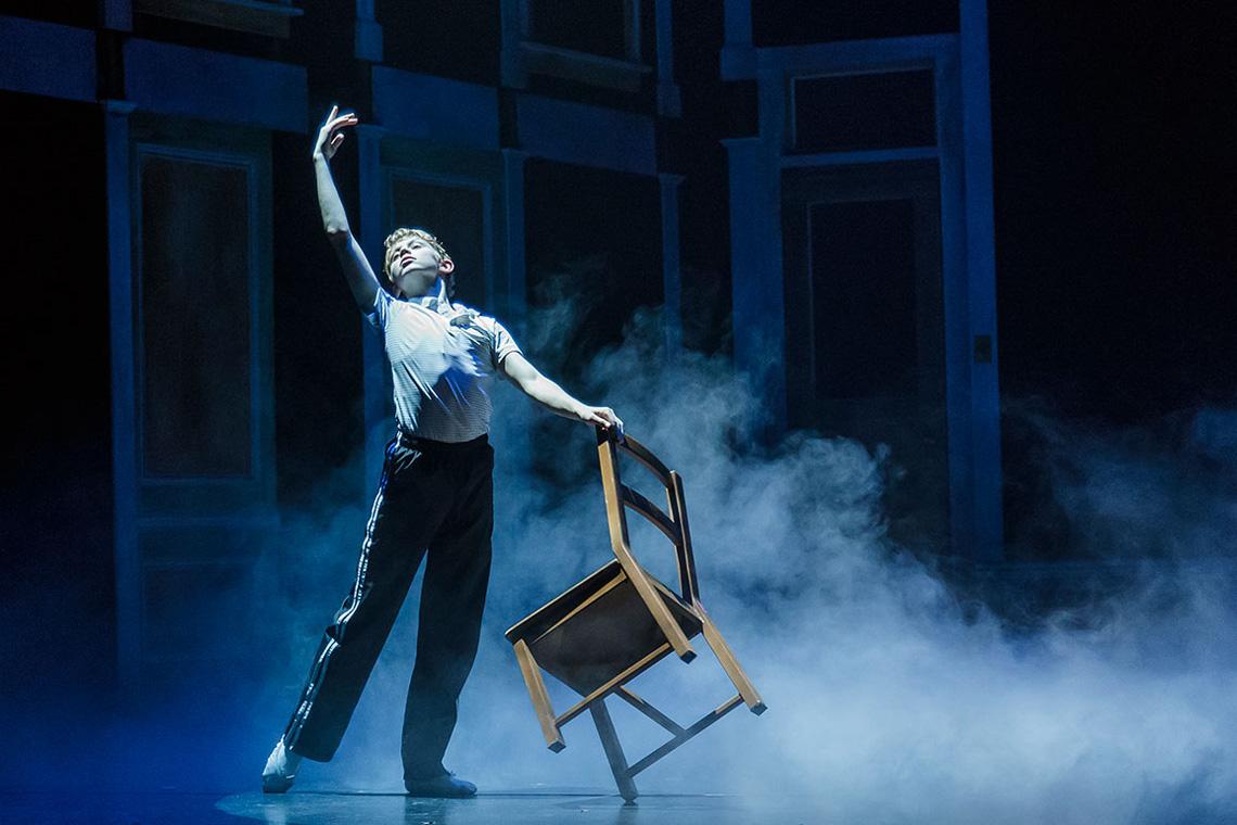 Billy Elliot event 2016 village theatre
