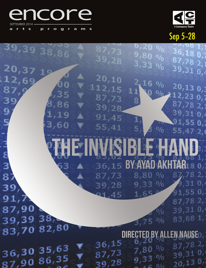ACT044 Invisible Hand 2014