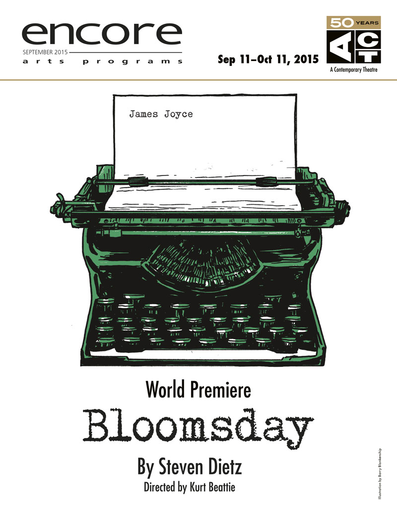 ACT045 bloomsday 2015