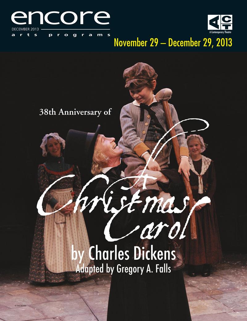ACT063 Christmas Carol 2013