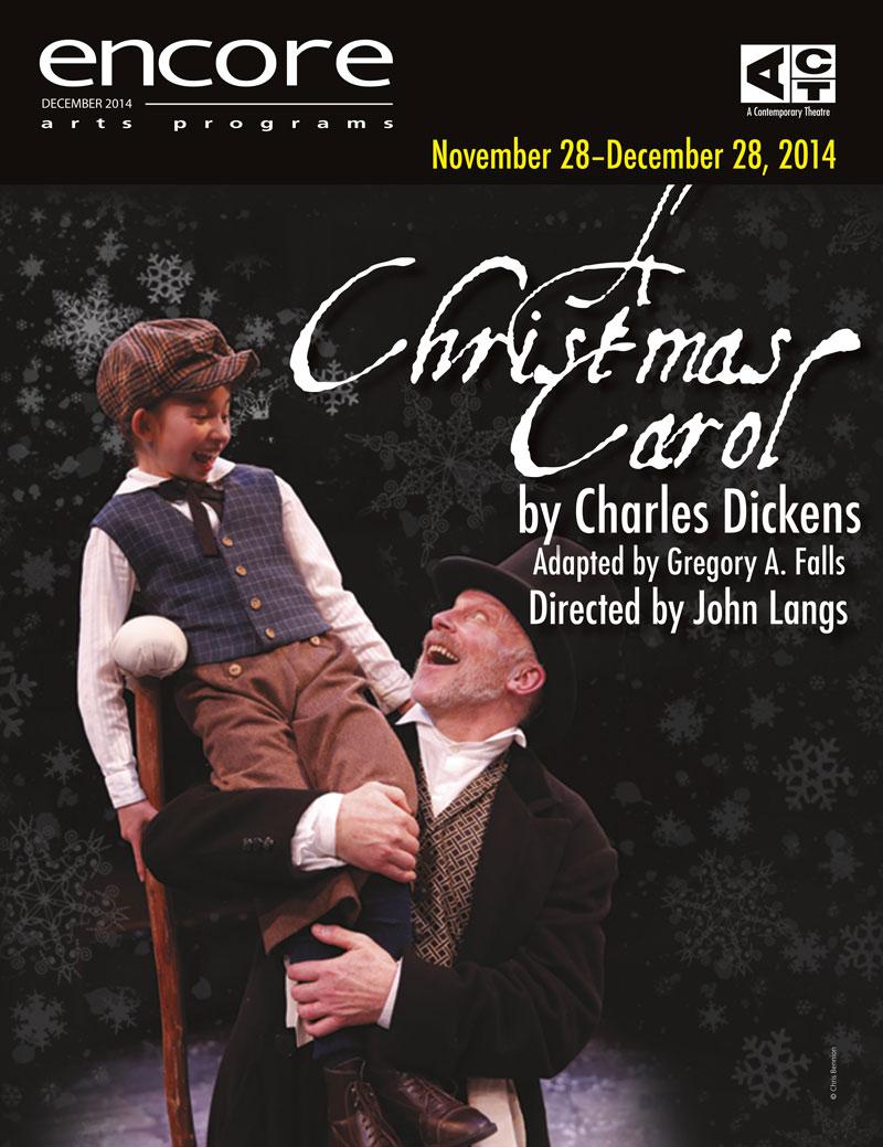 ACT064 christmas carol 2014