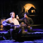 Ryan Melia and Bianca Norwood in the Old Globe production of 'The Tale of Despereaux'