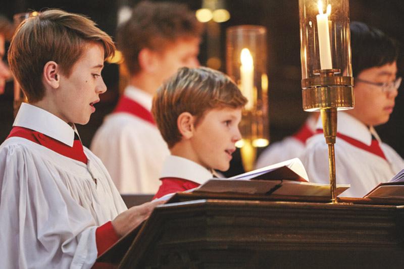 Kings College Choir