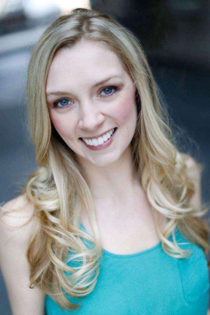 Choreographer Katy Tabb.