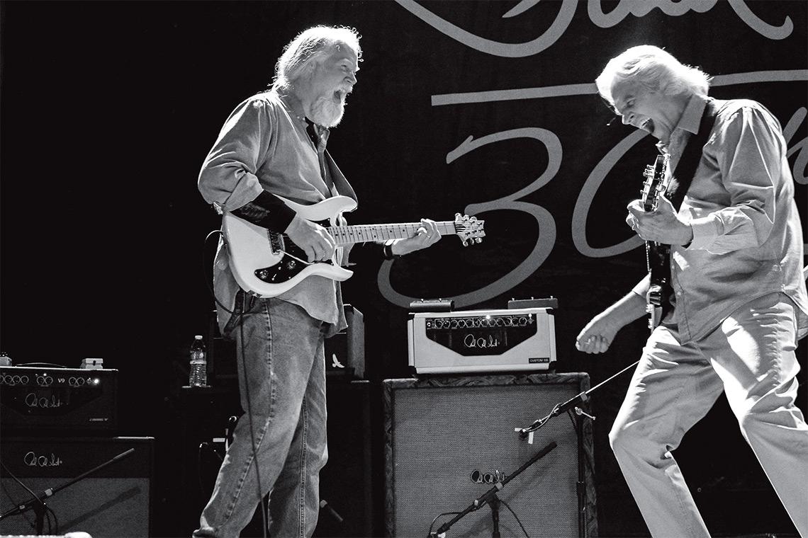 John McLaughlin & Jimmy Herring