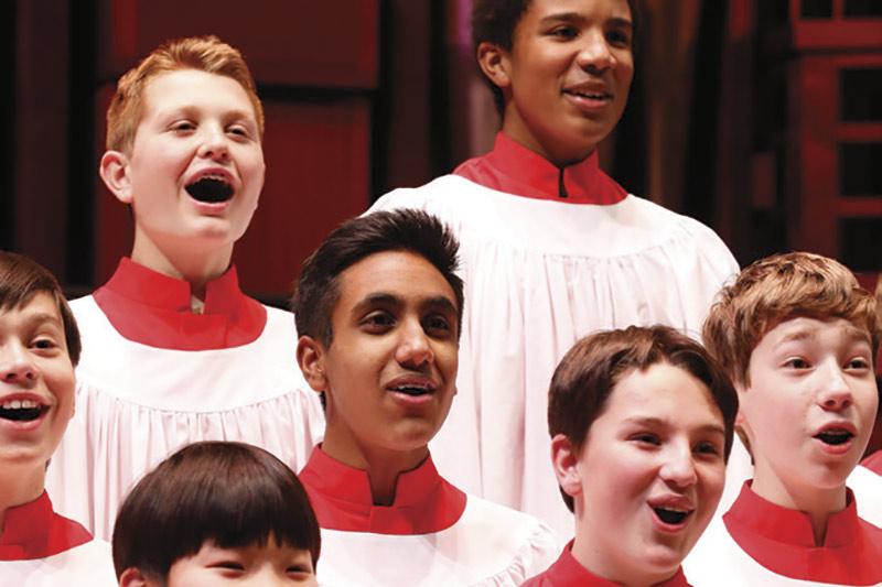 Northwest boy choir photo
