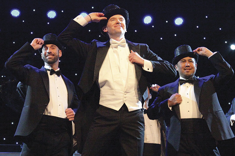 Seattle men's chorus photo