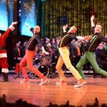 Performance of Seattle Men's Chorus 'Jingle All the Way'