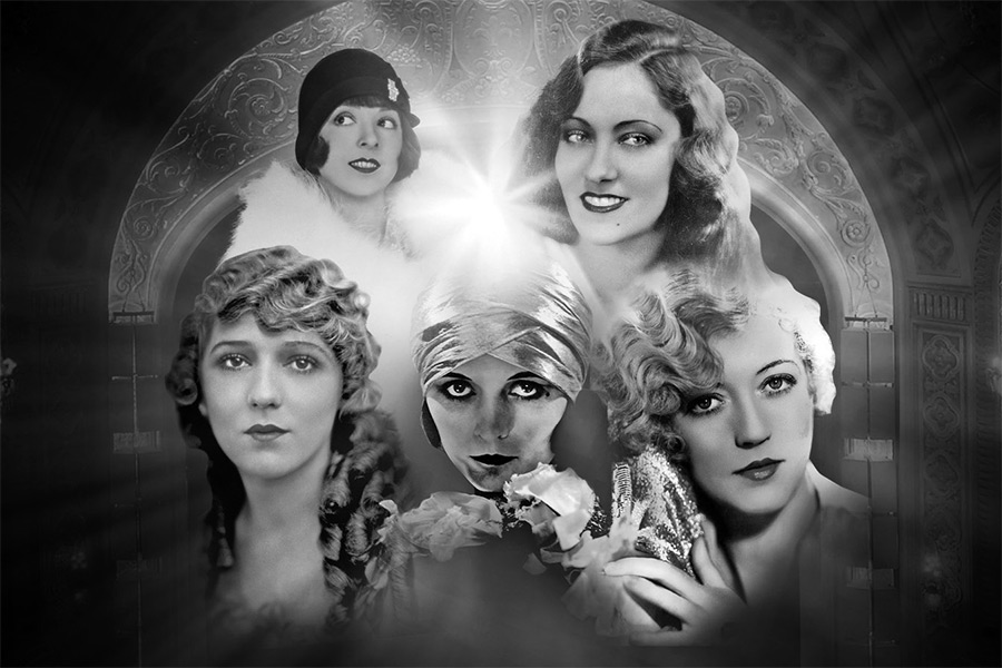 Silent Movie Mondays: Leading Ladies
