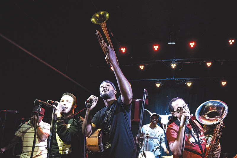 photo of Rebirth Brass Band