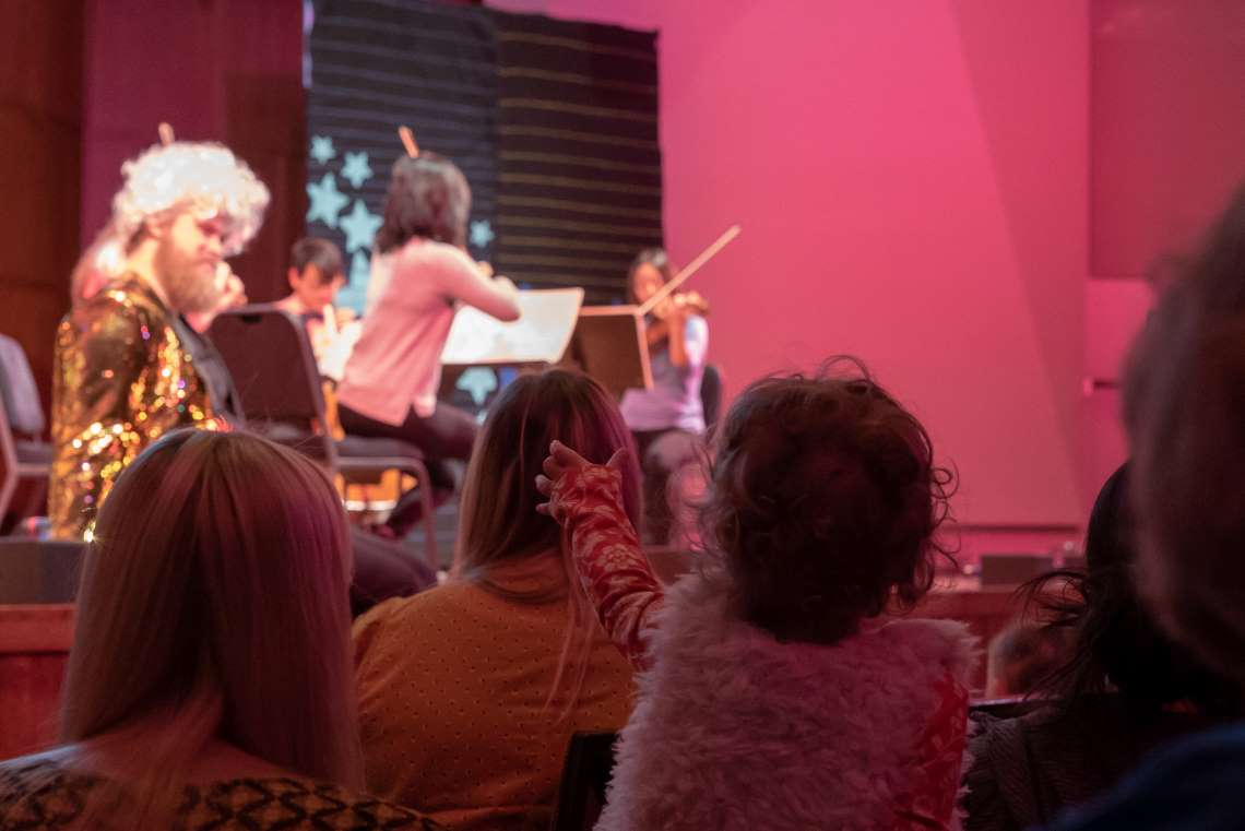 Hosting the Tiny Tots Concert Series at the Seattle Symphony is a Return to Musical Childhood Memories