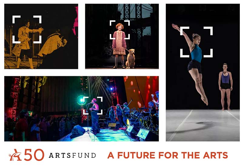 "ArtsFund Kicks Off 50th Anniversary with Newly Proclaimed ""ArtsFund Day"""
