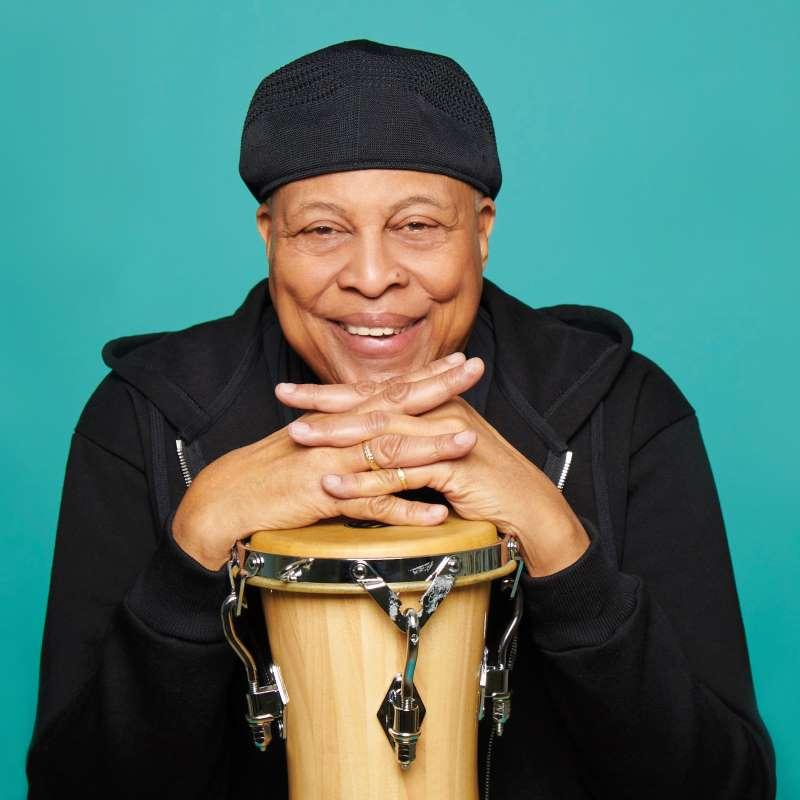 Afro-Cuban jazz musician Chucho Valdés.
