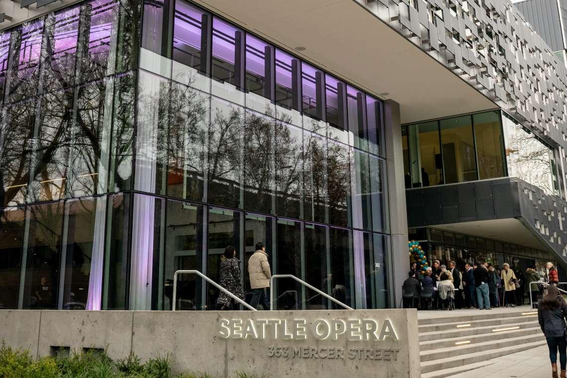 Seattle Opera Introduces Artist Recital Series in 2020