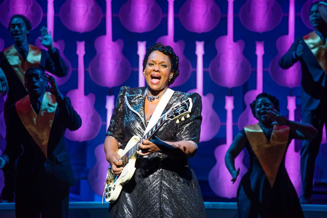 Carrie Compere is Ready to Channel Sister Rosetta Tharpe in 'Shout Sister Shout!'