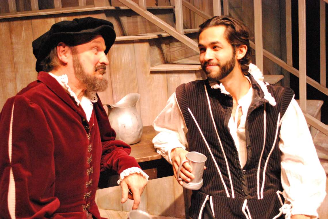 David Fischer brings the Award-Winning Film 'Shakespeare in Love' to the Stage