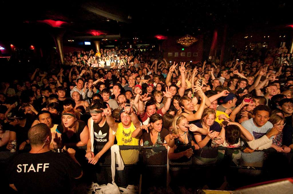 Historic Seattle and STG Partner Up to Buy The Showbox