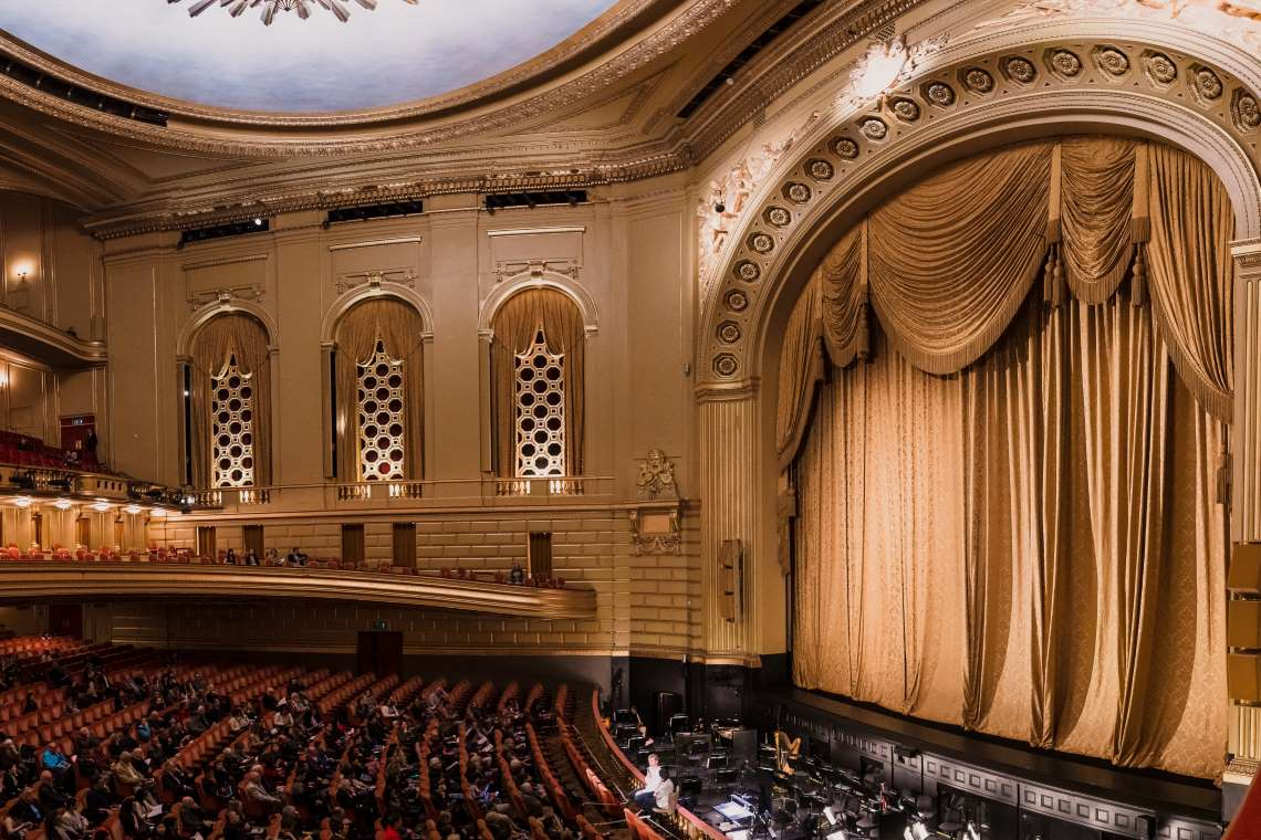 Renovations Will Allow for Better Views at War Memorial Opera House