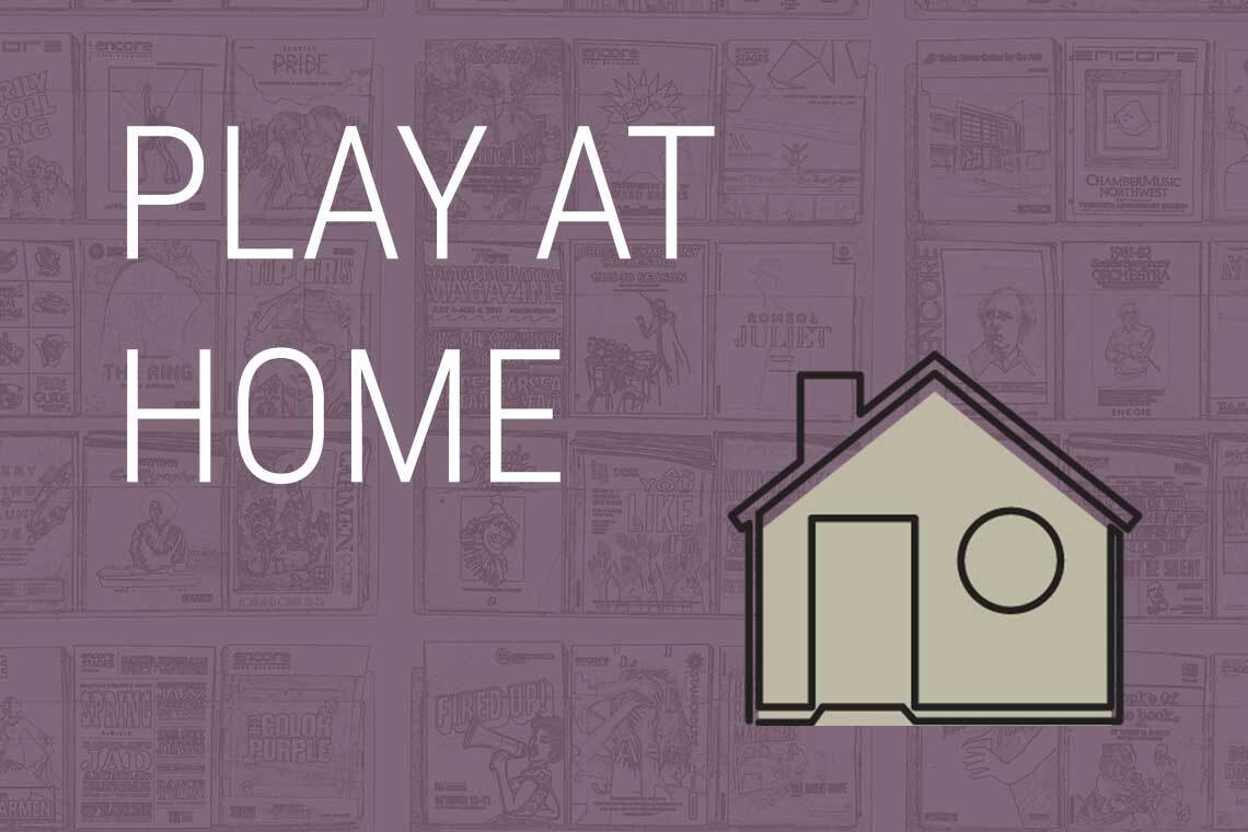 Bay Area Artists Participate in Play at Home Project