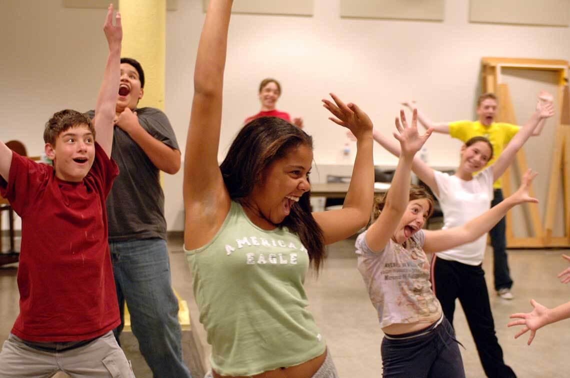 Online Theatre Classes for Kids and Teens
