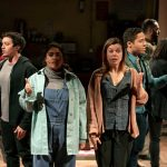 Image from the off-Broadway run of Octet.