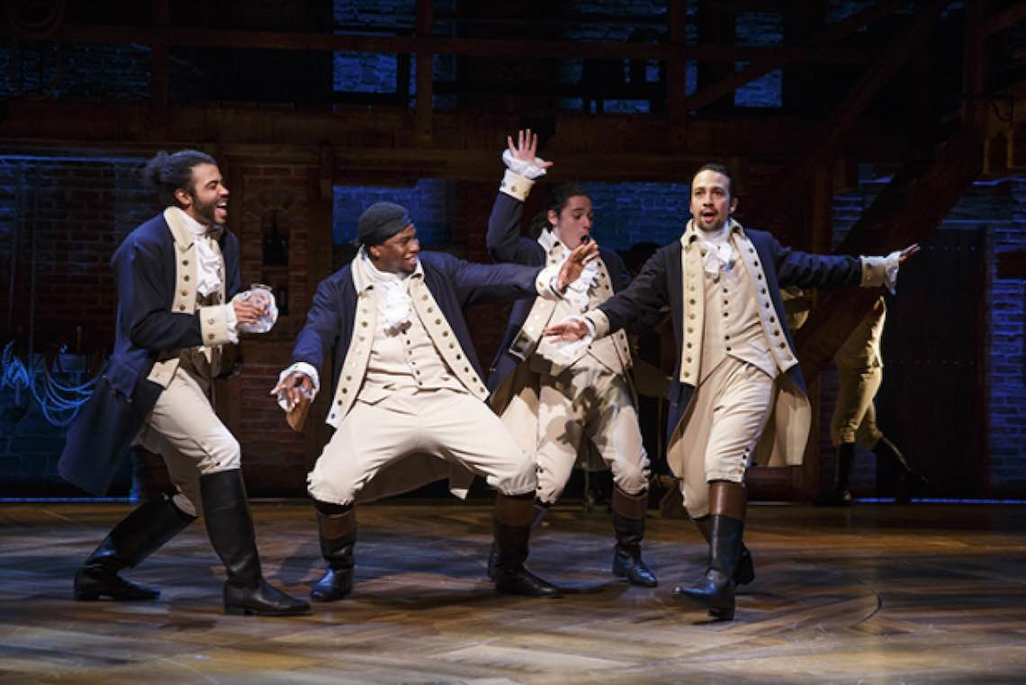 Broadway Sensation 'Hamilton' Will be Released July 3 on Disney Plus to Combat Our Shelter-in-Place Blues